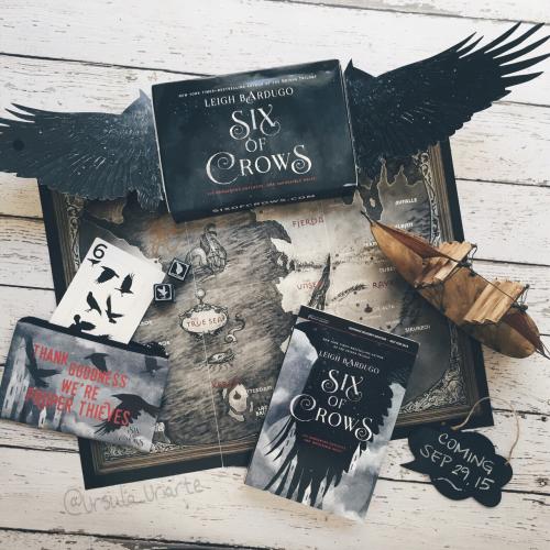 Imagini pentru six of crows tumblr