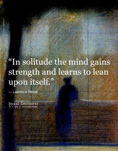 Social Introverts: Solitude
