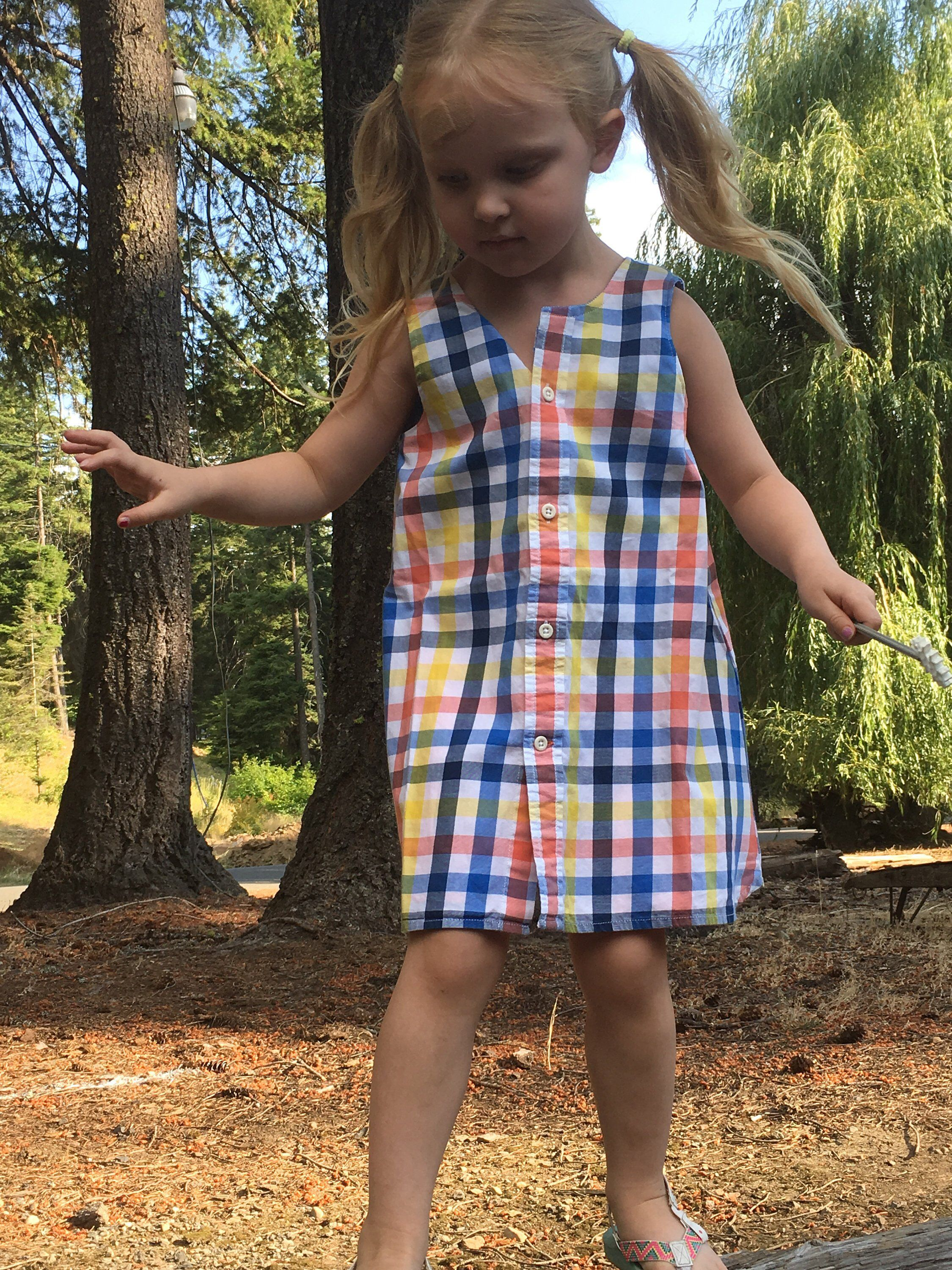 Toddler Dress Size 4t Bold Plaid In A Soft 100 Cotton Toddler Dress Kids Dress Dresses [ 3000 x 2250 Pixel ]