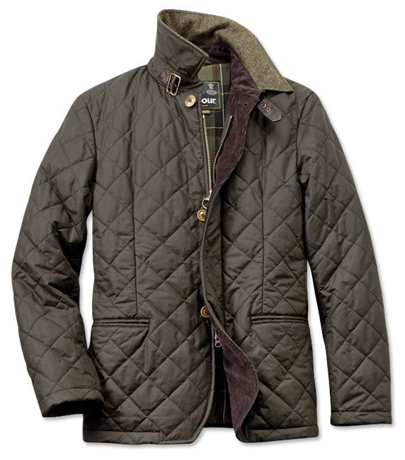 barbour men's coats & jackets