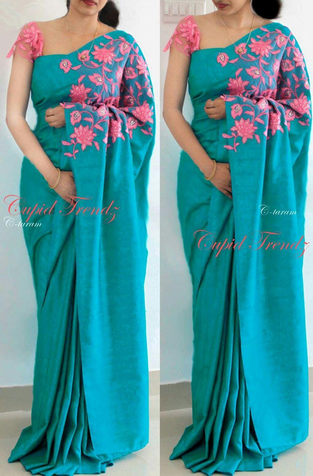 Looking nice.   lehangaa & saree   Pinterest   Saree, Nice and ...