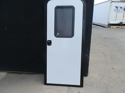 Rv Exterior Door With Screen Door R O 70 X 30 Ebay Mels Diner