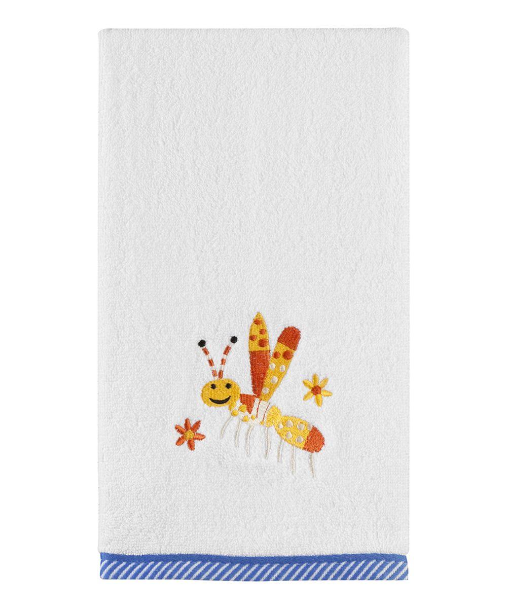 Cute As A Bug Hand Towel Bath Accessories Set Hand