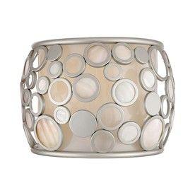 Quoizel Bathroom Sconces quoizel fairgate powder coat silver bathroom vanity light lws2323h