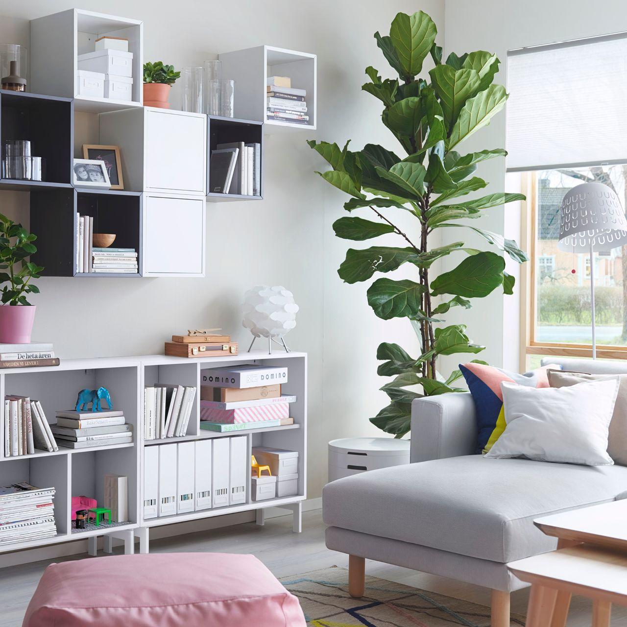Australia Ikea living room, Living room shelves