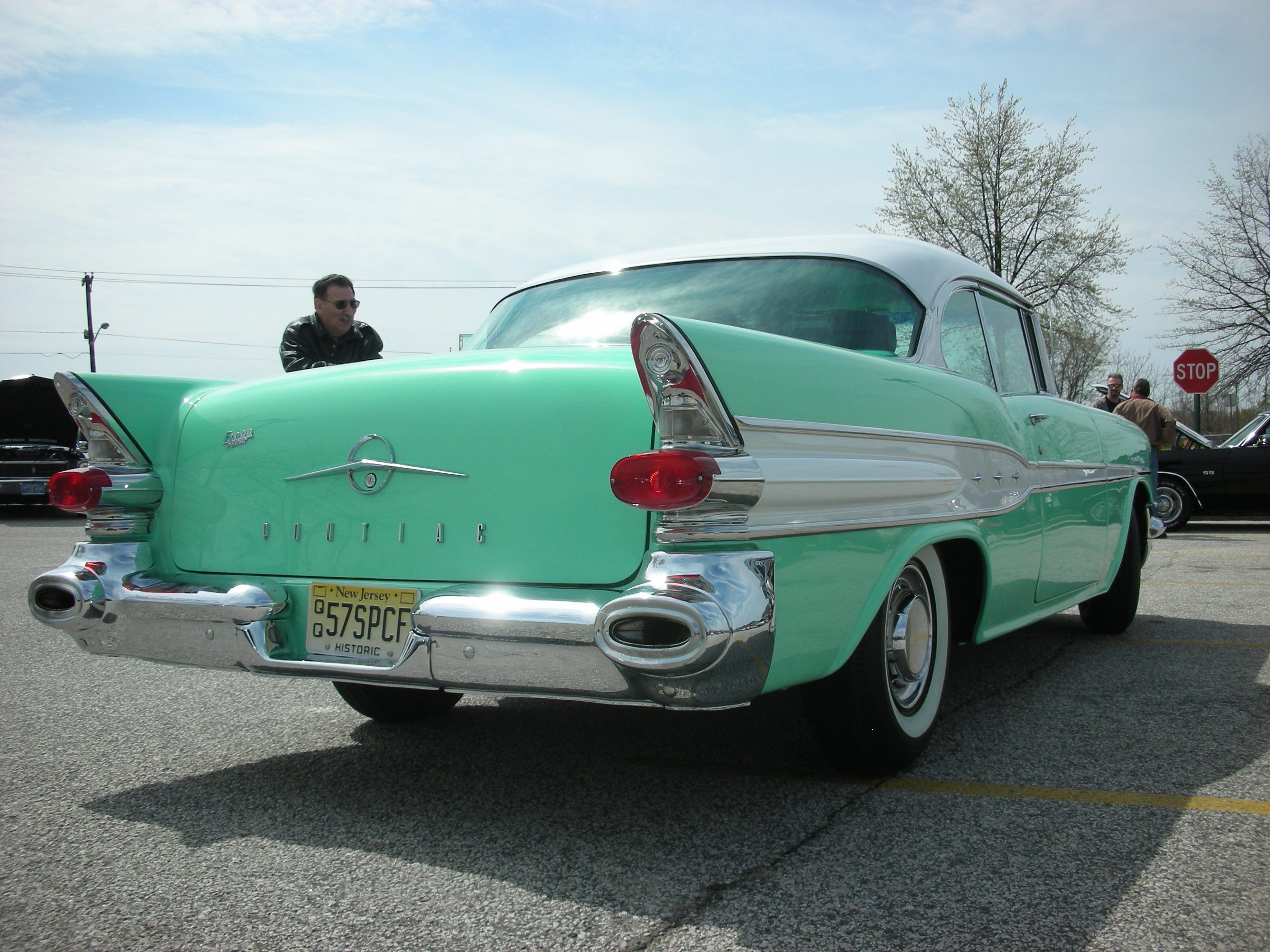 1957 Pontiac Super Chief | The good old days | Pinterest | Cars and ...