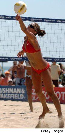 Logan Tom My Volleyball Idol Growing Up Female Athletes Athlete Fitness Beauty