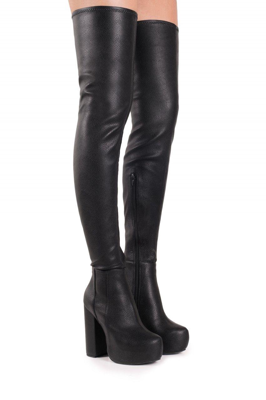 Jeffrey Campbell Shoes BEDELIA-OK New Arrivals in Black