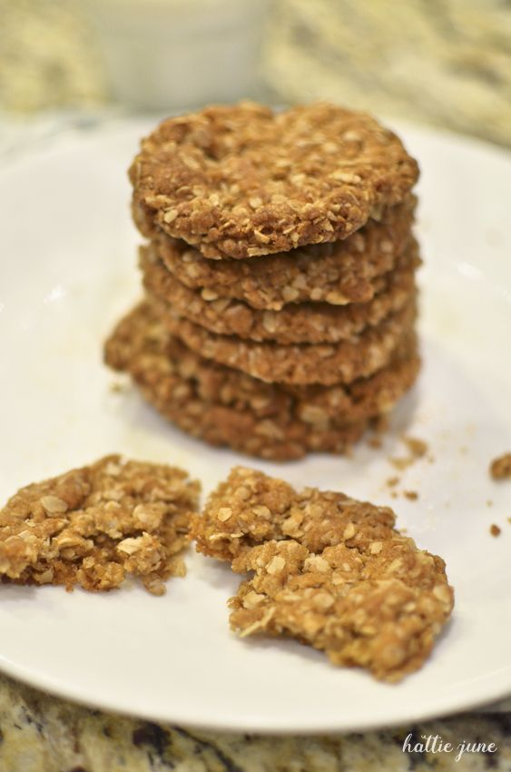 This Is An Article Containing A Recipe For Old Fashioned Oatmeal Icebox Cookies With Detailed Step By Instructions And Pictures