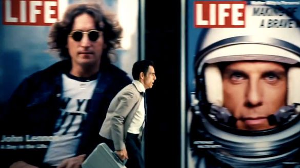 Film Review The Secret Life Of Walter Mitty Usa 2013 The