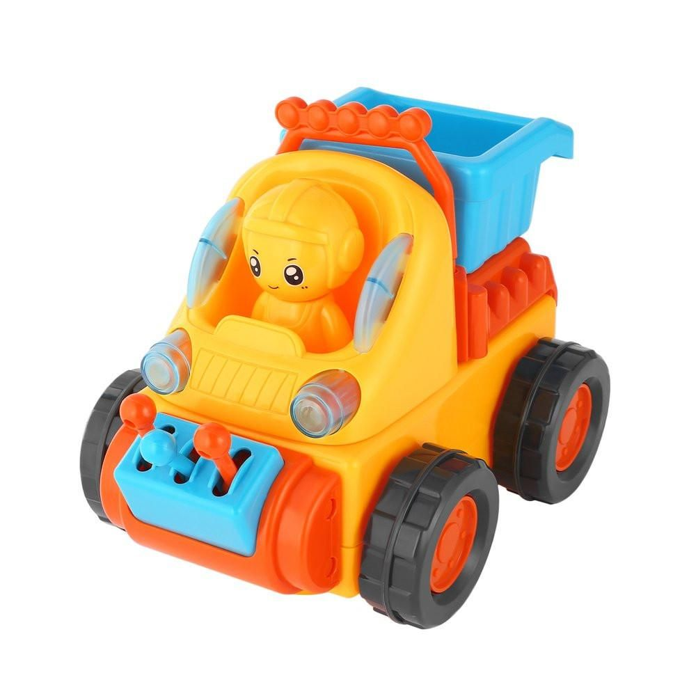 Cool car toys  Excavator Toy Cool Truck Construction Vehicle Cartoon Engineering