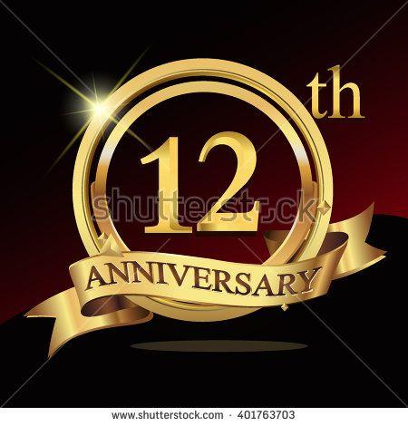 Yuyut Baskoro S Portfolio On Shutterstock Anniversary Logo 50 Years Anniversary 29th Wedding Anniversary
