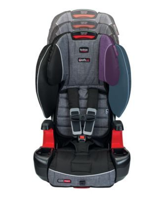 Britax Frontier Clicktight Cool Flow Collection Gray Child