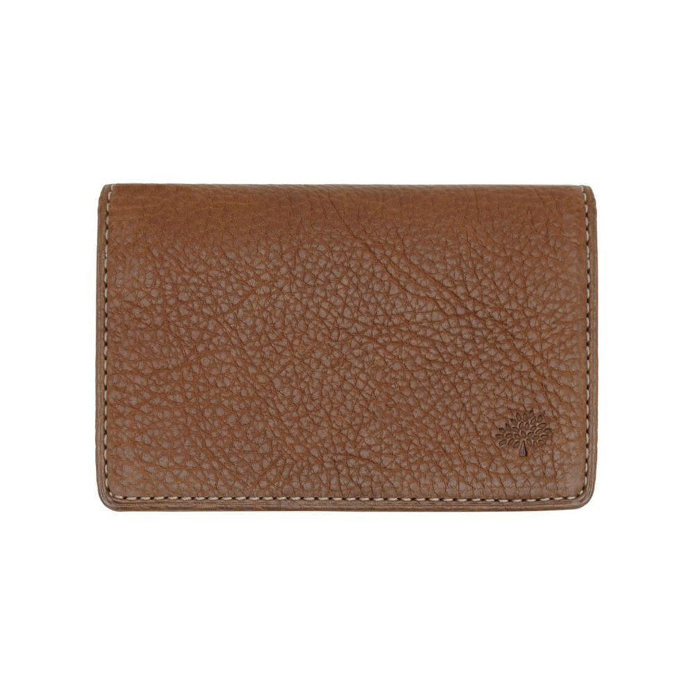 Card Case Mulberry gift, Natural leather, Leather men