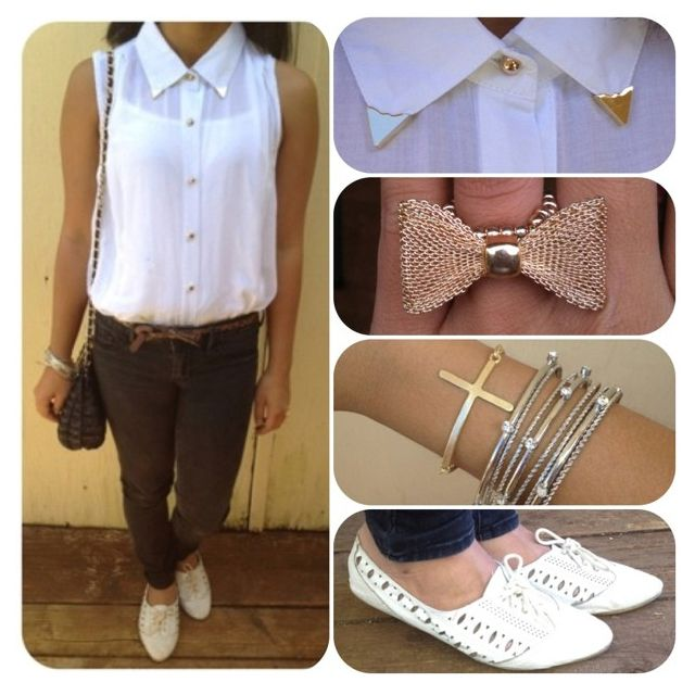 Love the collar tips<3