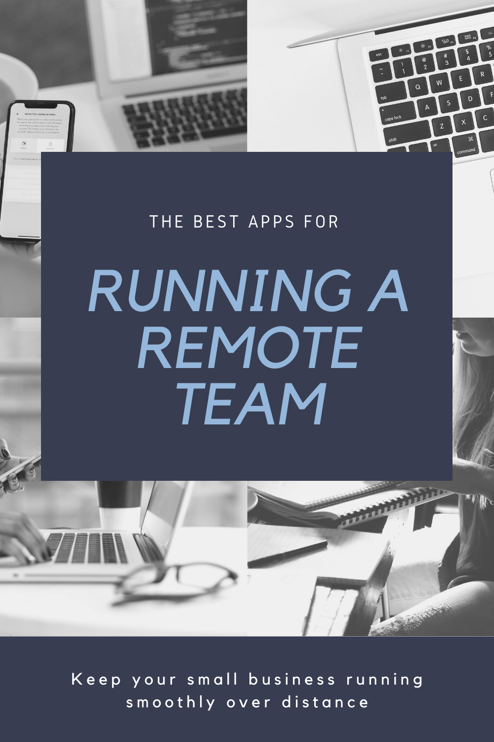Are you a small business owner? You can run a remote team