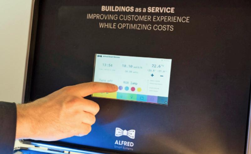 Building as a Service