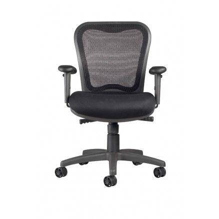 Nightingale Lxo 6000 Medium Back Mesh Office Task Chair Mesh Task Chair Chair Task Chair