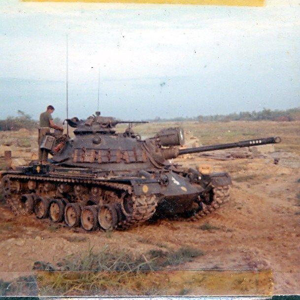 M48 Patton Y Vietnam