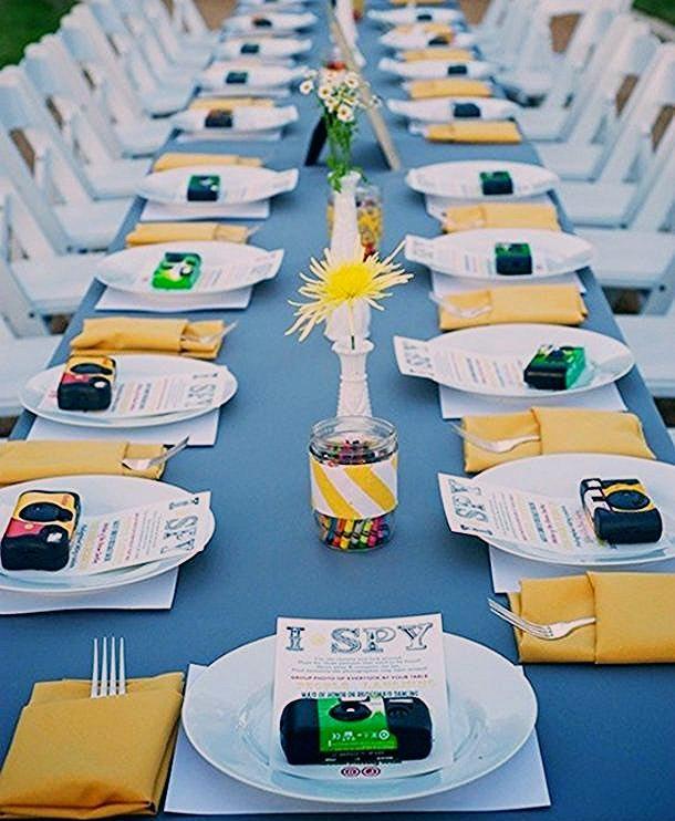 Photo of Kinderleicht und kreativ: So dekorieren Sie die Kinder-Ecke bei der Hochzeit!