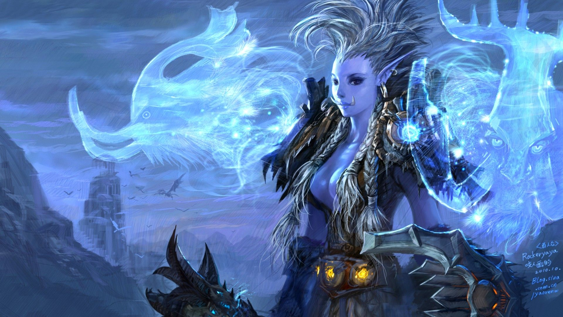Game Wallpapers, World Of Warcraft Arthas Lich King