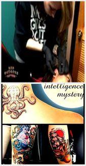 Photo of Das Piercing-Erlebnis von Jax Breidenbach Red Octopus Tattoos …, #Breidenbach …