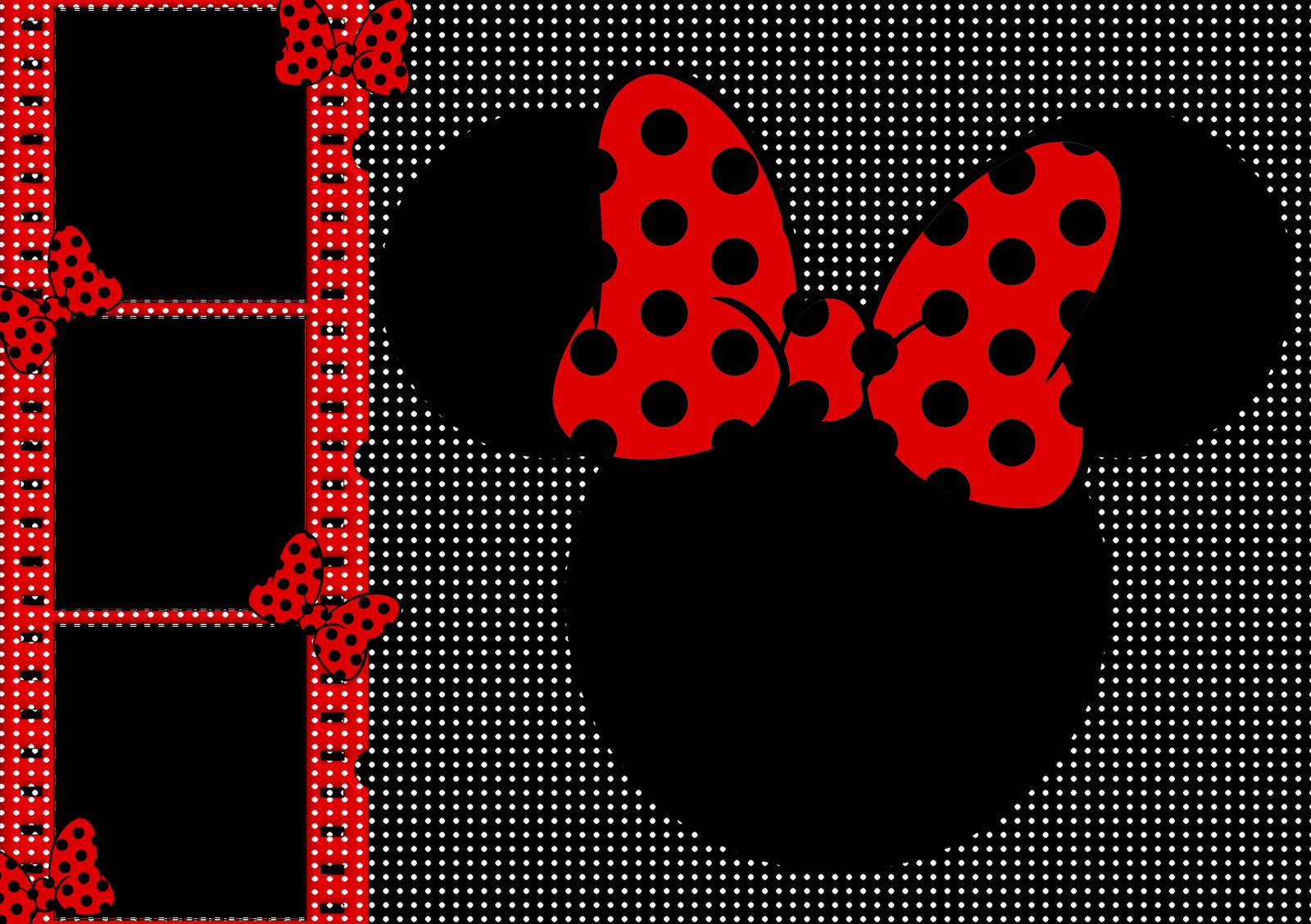 Minnie mouse para enmarcar fotos , ¿quieres colocar sus fotos más ...