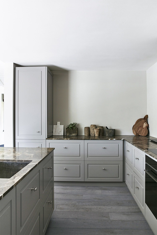 Se Den Flotte Reportage Fra Julie Brandts Getaway Home Kitchen