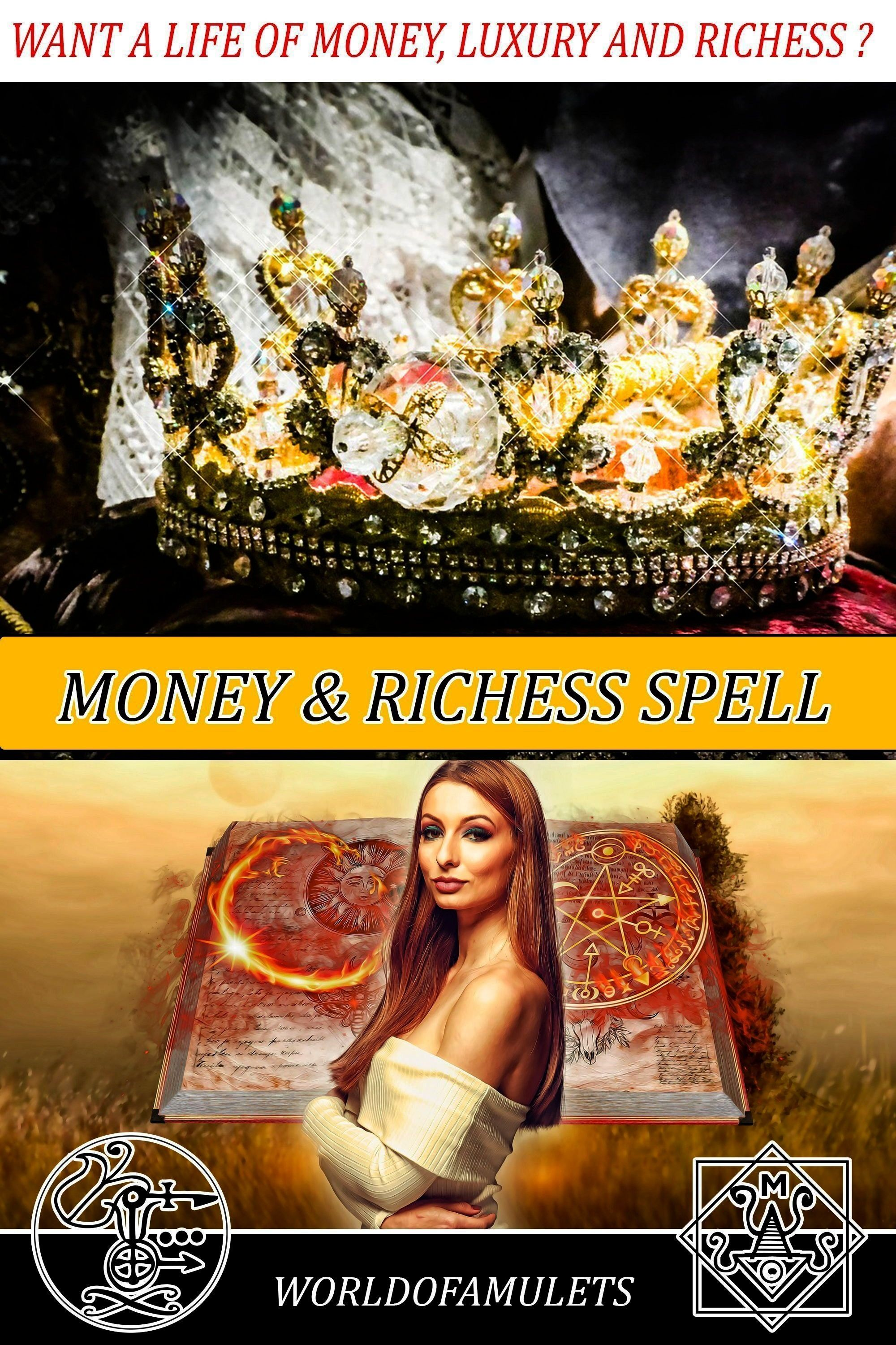 #moneyspells #witchcraft #moneyspell #vacations #expensive #wizardry #beginner #reviews #jewelry #richess #luxury #wealth #school #spells #spellWitchcraft Wealth and Money Spell with Baal School of witchcraft and Wizardry School Beginner Witchcraft Spells Want a life of richess, money, wealth, expensive jewelry, luxury cars and homes and dream vacations?  Our Money Spell can make this true. Check the reviews  Witchcraft Wealth and Money Spell with Baal School of witchcraft and Wizardry School Be #moneyspells