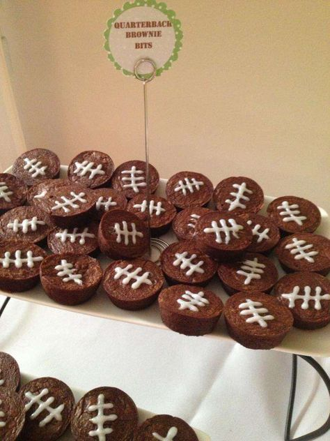 Football Birthday Party Ideas   Photo 8 of 18   Catch My Party