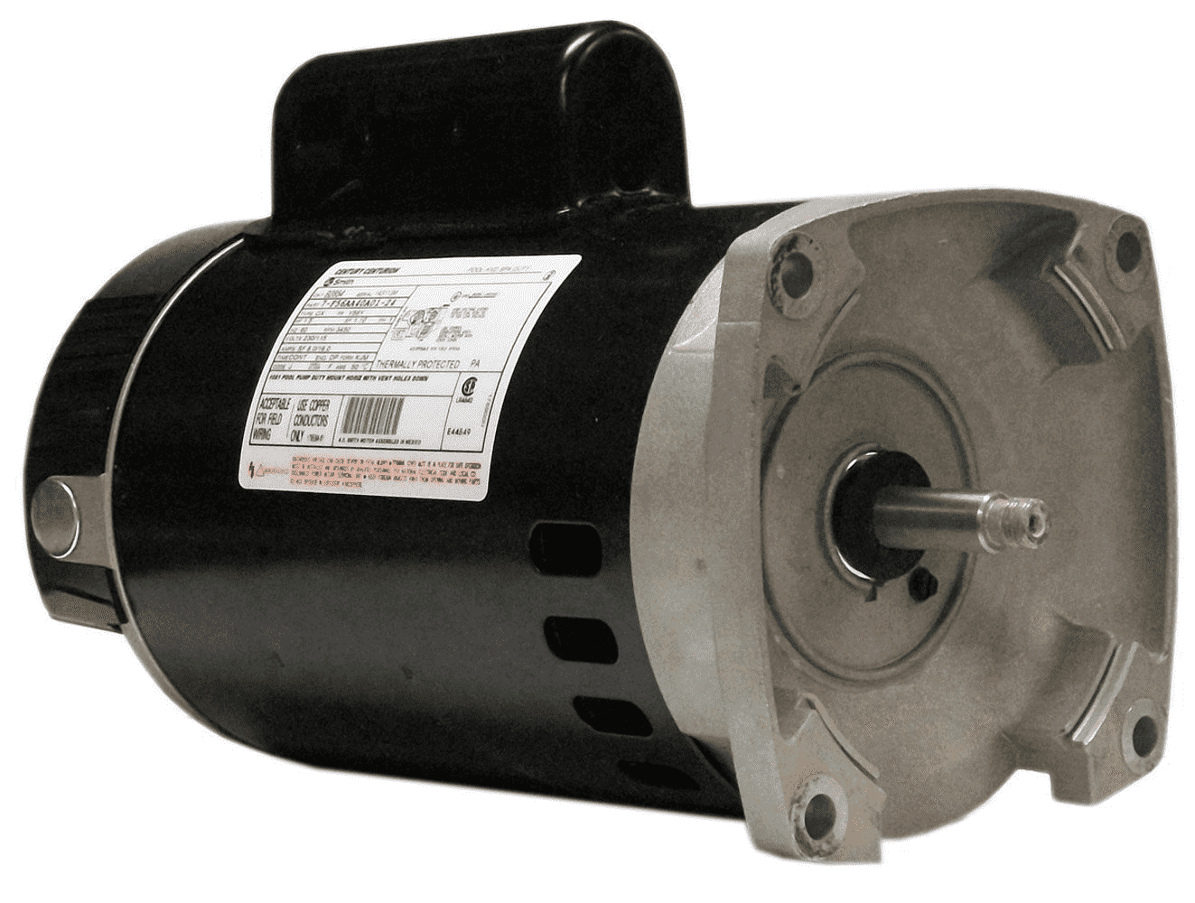 A.O.Smith B2848 Pool Motor 1 HP Electric motor for