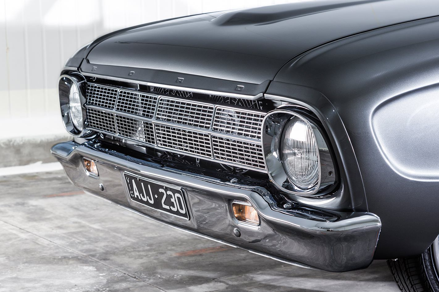 Ford Falcon Xm Coupe Front Grille Ford Falcon 1964 Ford 1964 Ford Falcon