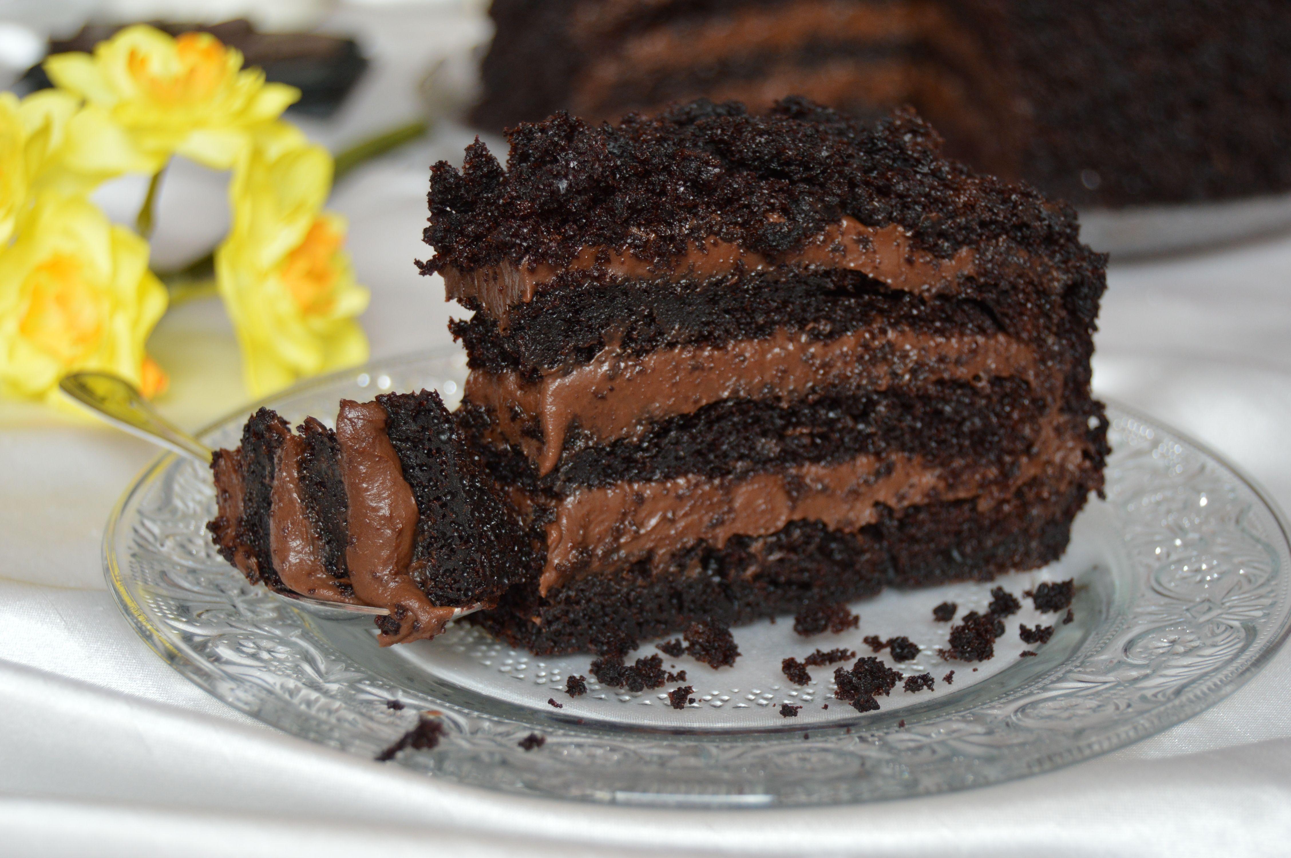 Торт Шоколадное чудо