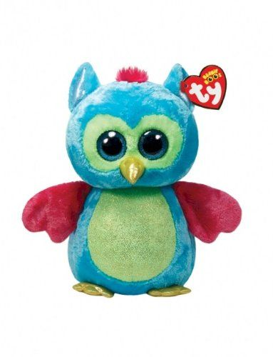 Ty Beanie Boos Opal – Owl Large (Justice Exclusive)  614aa02970ca
