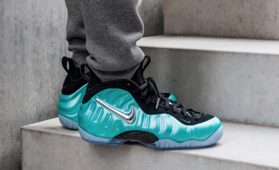 39ee2f75ffb14 Is The Nike Air Foamposite Pro Island Green On Your Must Cop List ...