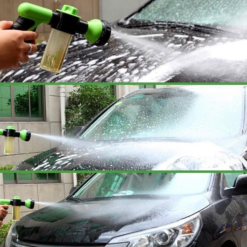 New Coming Foam Water Gun Car Washer Water Gun High Pressure Car