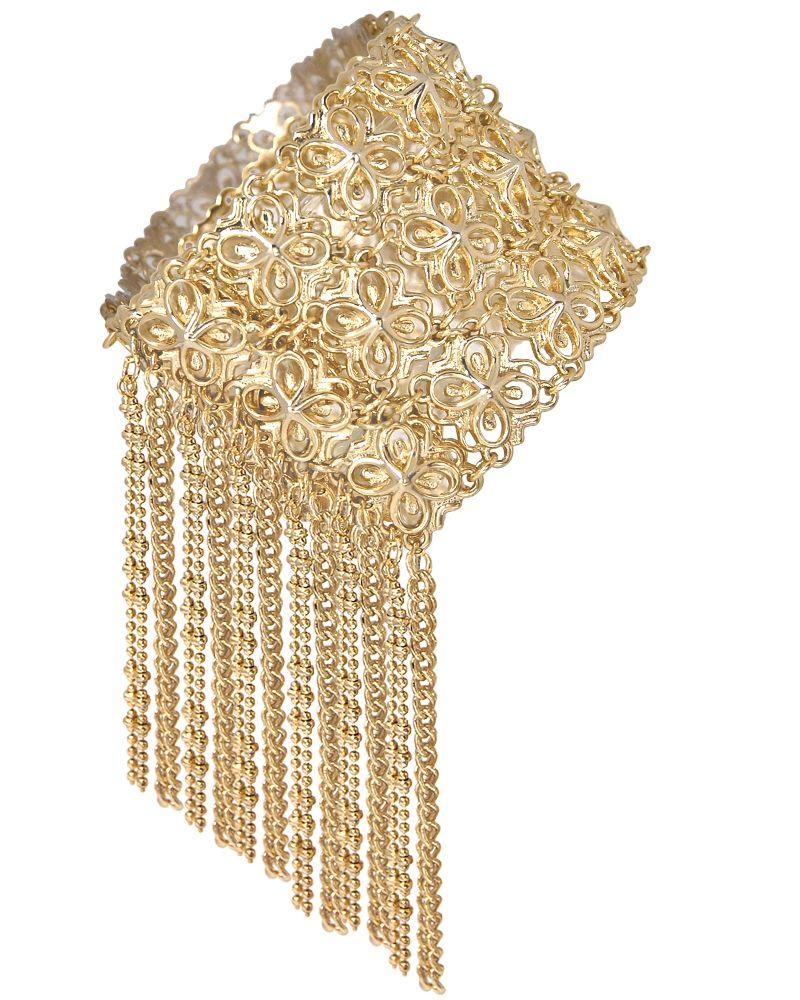 Ivy Bracelet in Gold
