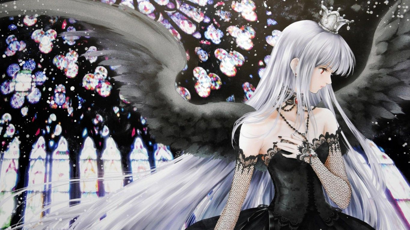 Anime Angels Wallpapers Wallpapers Cartoon Angel Anime