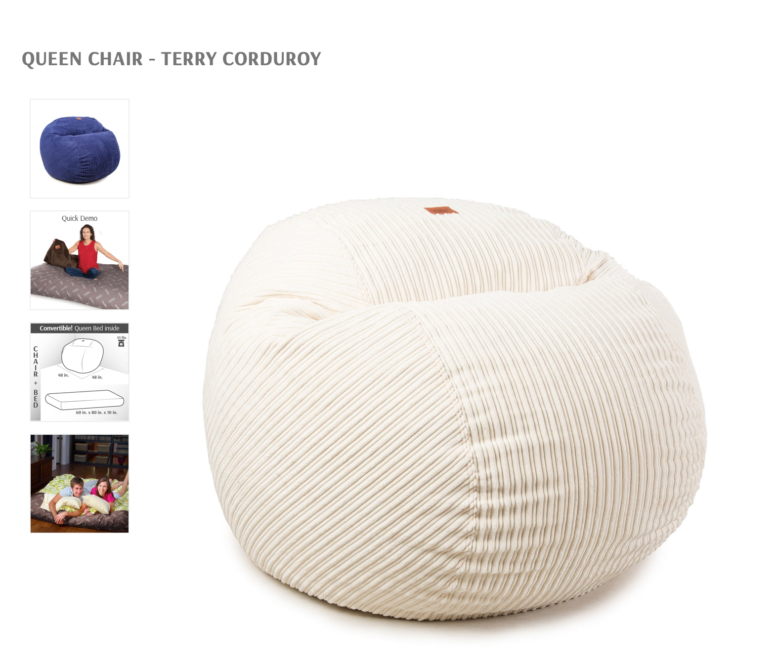 Awesome Beanbags That Become A Mattress Modern Minimal Furniture Ibusinesslaw Wood Chair Design Ideas Ibusinesslaworg