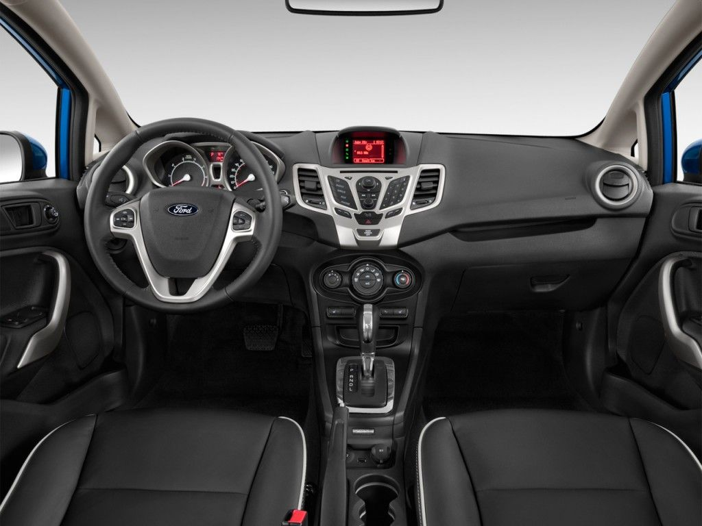 Cool Ford Fiesta 2012 Sedan Interior Car Images Hd 2012 Ford