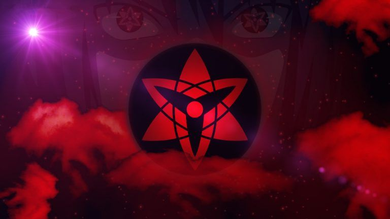 Mangekyou Sharingan HD Wallpaper