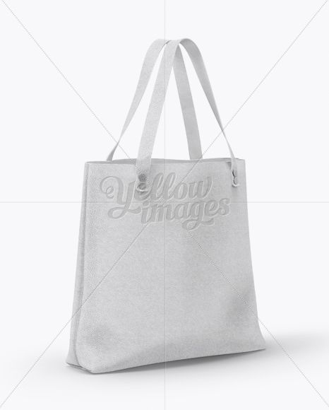 Download Leather Bag Mockup Half Side View In Apparel Mockups On Yellow Images Object Mockups Bag Mockup Leather Shopper Bag Free Packaging Mockup
