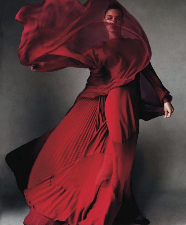 Victor Demarchelier / Harper's Bazaar US November 2012.
