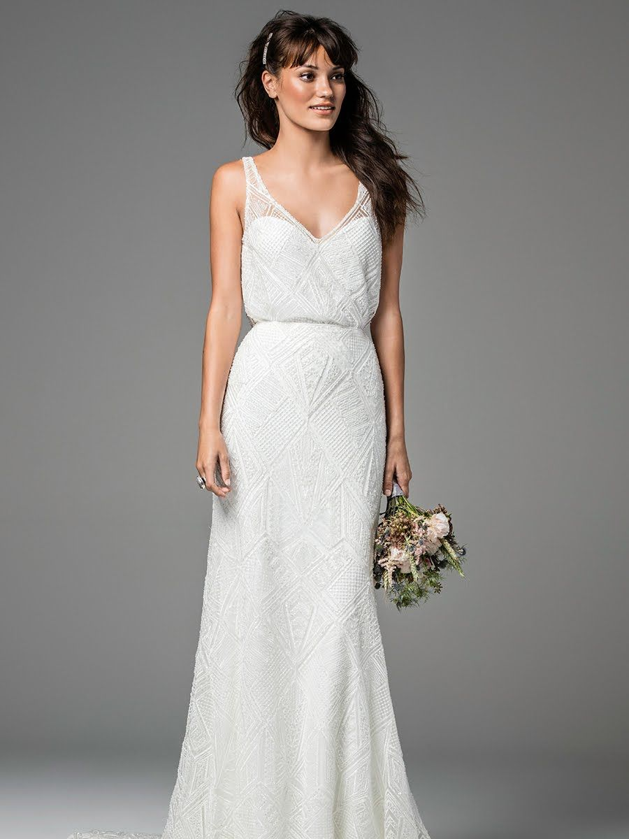 Willowby fall bridal fashion week wedding dresses june