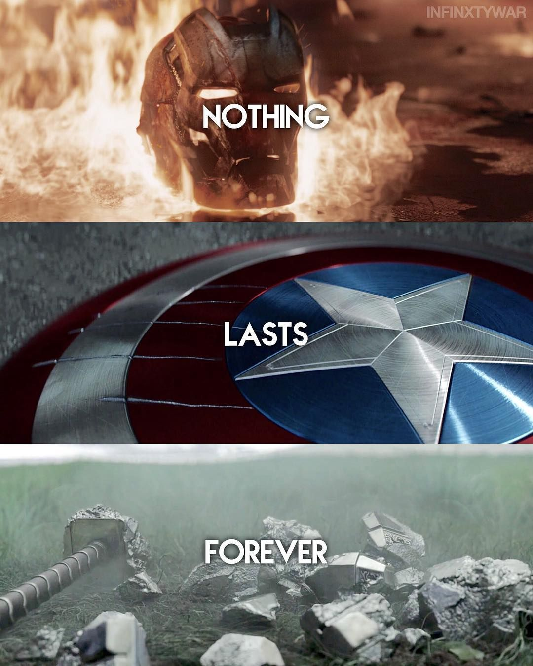 All Good Things Must Come To An End Said Someone Who Obviously Doesn T Want A Happy Ending Marvel Marvel Jokes Marvel Superheroes