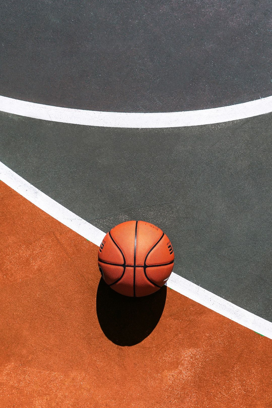 Download This Free Hd Photo Of Basketball Court Ball And Sport In Boston United States By Tommy Bebo Tommybe Basketball Wallpaper Basketball Sports Images