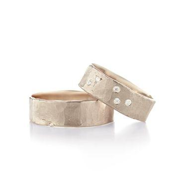 Smalle Huwelijksringen In Wit Goud Rings Rings