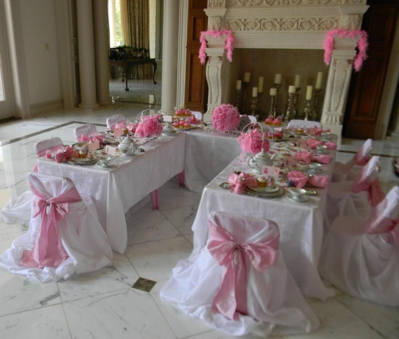 Wishes Upon Wishes   Moms Love Our All Inclusive Princess Tea Parties!