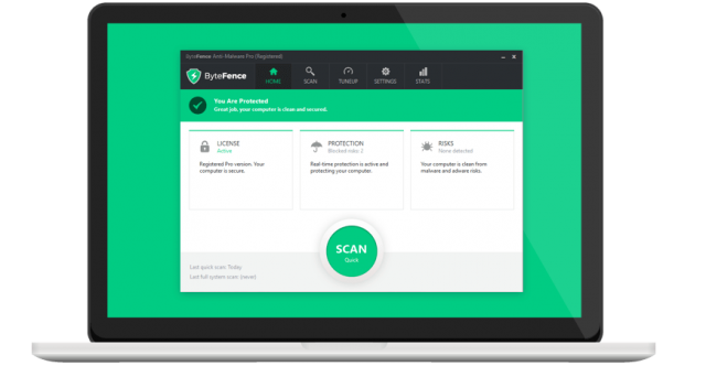 byte fence anti malware license key 2019
