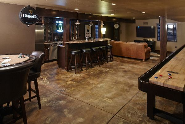 What's the best flooring for basements? We show you the best basement flooring options with 30 of the best ideas and designs.